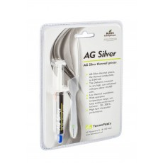 Thermal Grease TermoPasty AG Silver 3gr High Durability Suitable for Processors and Chipsets