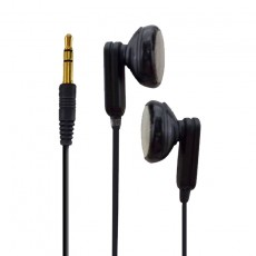 Earpiece Stereo 3.5 mm Black for Bluetooth