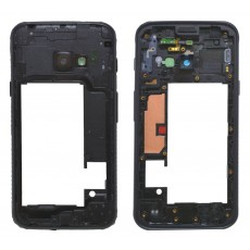 Middle Frame Cover Samsung SM-G390F Galaxy Xcover 4 with Camera Lens, Receiver and On/Off Button Original GH98-41218A