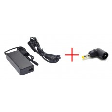 Universal Power Adapter Laptop - Tablet Ancus 90W Black + Adapter M15 19V 5.5*1.7mm Laptop - Tablet Ancus for Acer, Delta, Dell, Liteon
