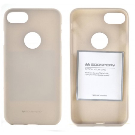 Case Soft Feeling Goospery for Apple iPhone 7 Stone by Mercury