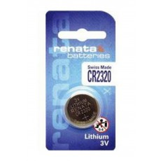 Buttoncell Lithium Electronics Renata CR2320 Pcs. 1