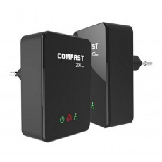 Powerline Adapter Comfast CF-WP200M 200 Mbps Set 2 Pieces