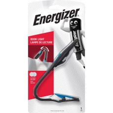 Torch Energizer Booklite Led 11 Lumens with Batteries 2 x CR2032 Black