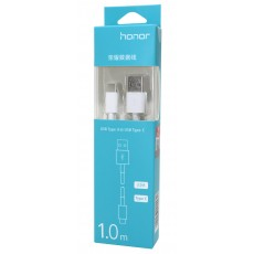 Data Cable Huawei Honor AP51 USB Type-A to Type-C 2A White 1m