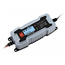 Travel Charger 1A 6/12V Lead Battery 240V/60Hz with Lcd