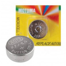 Buttoncell Motoma LR44 AG13 Pcs. 1