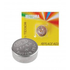Buttoncell Motoma LR41 AG3 Pcs. 1