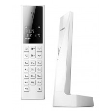 Dect/Gap Philips Linea V M3501W/34 White with ECO+ mode