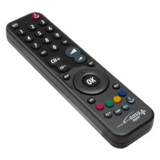 Remote Control Made For You Easy Digitial Plus for TV and DTT Programmable via H/Y