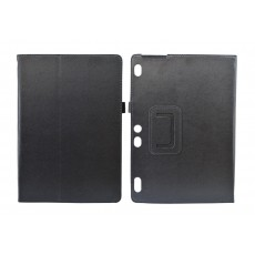Book Case Ancus Glam for Lenovo Tab 2 A10-70F / A10-30L Black