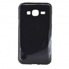 Case Jelly Ancus for Samsung SM-J320F Galaxy J3 (2016) Black