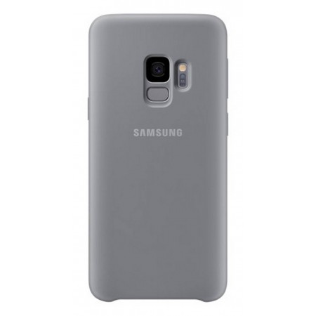 Case Faceplate Samsung Silicone Cover EF-PG960TJEGWW for SM-G960 Galaxy S9 Gray
