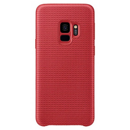 Case Faceplate Samsung Hyperknit Cover EF-GG960FREGWW for SM-G960 Galaxy S9 Red