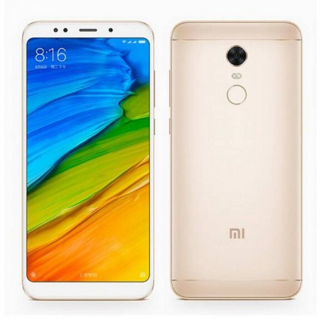 "Xiaomi Redmi 5 Plus Dual Sim 5.99"" 3GB/32GB Gold (Global Version)"