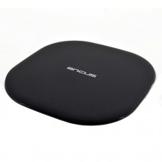 Wireless Fast Charge Pad Ancus Q1 5V 2A 10W 7mm Black (for Devices with Qi-Enabled)