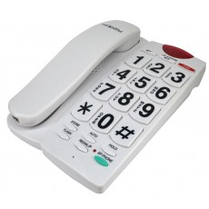 Telephone Noozy Phinea N27 with Big Buttons, Speakerphone and SOS button