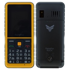 "FlameFox Rock (Dual Sim) 1.77"" IP67 with, Camera Bluetooth, Led Torch, Battery Li-Ion 1000mAh"
