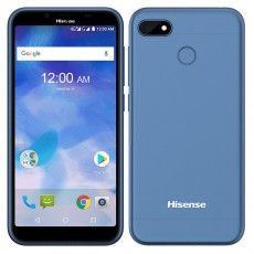 "Hisense F17 Pro 4G LTE (Dual SIM) 5.5"" HD+ 18:9 Android 7.1 1440*720 IPS Quad-Core 1.5 GHz 2GB/16GB Blue"