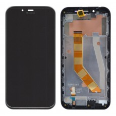 Original LCD & Digitizer Hisense F17 Pro Black with Frame