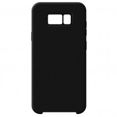 Case Alcantara for Samsung SM-G950F Galaxy S8 Black