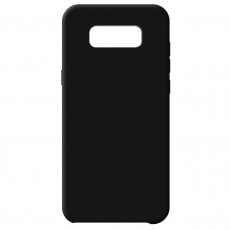 Case Alcantara for Samsung SM-N950F Galaxy Note 8 Black