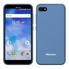 "Hisense F17 3G (Dual SIM) 5.5"" HD 18:9 Android 7.1 1280*640 IPS Quad-Core 1.3 GHz 1GB/16GB Blue"