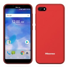 "Hisense F17 3G (Dual SIM) 5.5"" HD 18:9 Android 7.1 1280*640 IPS Quad-Core 1.3 GHz 1GB/16GB Red"