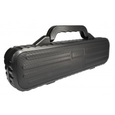 Wireless Portable Speaker S-60 2x10W Black with FM Radio, Audio-In, Speakerphone and USB Slot