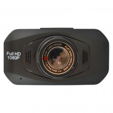 "Dash Cam R800 with LCD 2.7"" 1080p/30fps FullHD, Angle Lens 170° , Night Mode, Photo & Video Recorder"