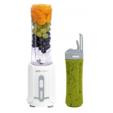Blender N'OVEEN Sport Mix & Fit SB230 with Two 600 ml Bottles 300W Grey
