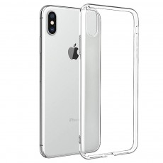 Case Ancus Jelly for Apple iPhone XS Max Transparent