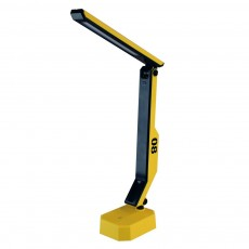 Office Lamp LED Media-Tech Procyon Pro, with 6 Levels of Brightness by Touch Slider and Flexible Frame