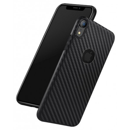 Case Hoco Delicate Shadow Series Protective για Apple iPhone XR Black