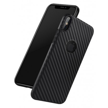 Case Hoco Delicate Shadow Series Protective για Apple iPhone XS Max Black
