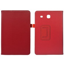 "Book Case Ancus Magnetic Samsung T560 / T561 Galaxy Tab E 9.6"" Red"