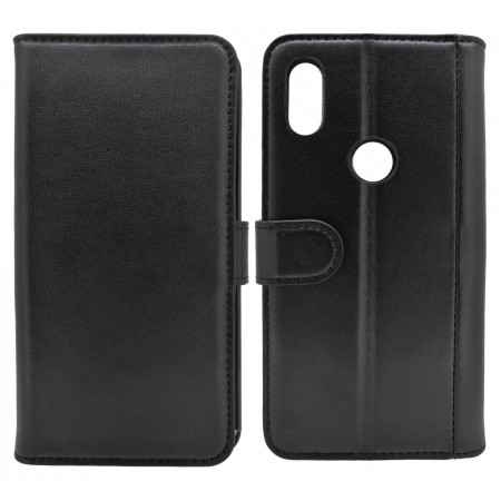Book Case Ancus Teneo for Samsung Xiaomi Mi Mix 3 TPU Black