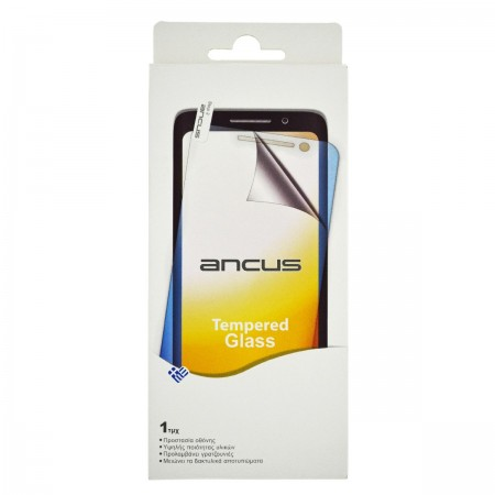 Tempered Glass Ancus 9H 0.30 mm for Samsung SM-A730F Galaxy A8 Plus Full Glue
