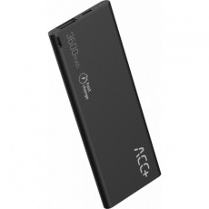 Power Bank ACC+ THIN 3600 mAh Fast Charge Black