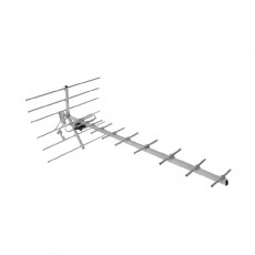 External Antenna N'OVEEN DVB-T AN-40W 19 Elements Type YAGI 24db with Diameter up to 45mm