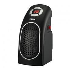Ceramic Fan Heater N'OVEEN PTC05 400W Compact and with Digital LED Display