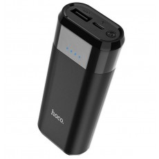 Power Bank Hoco B35A Entourage Mobile 5200 mAh Fast Charging for Micro-USB Device Black