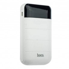 Power Bank Hoco B29 Domon 10000 mAh with 2 USB Ports White