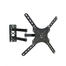 TV Wall Mount Noozy G1302-4 for 14'' - 42'' Flat Screen with tilted angle and swivel. Maximum weight capacity 35kg