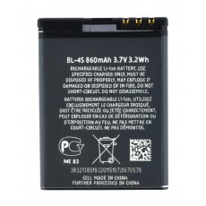 Battery Ancus BL-4S for Nokia 2680 Li-ion, 860mAh, 3.7V Bulk