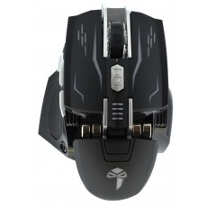 Wired Gaming Mouse Keywin 7D Mechanical Gaming Mouse Luom G20 7 Buttons 4000 DPI with DPI Adjustment and LED Black