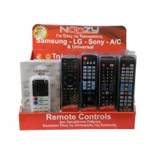 Stand with Noozy Remote Controls