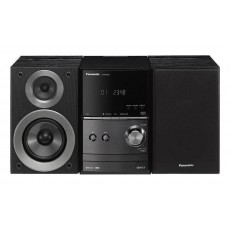 HiFi Micro System Panasonic SC-PM600EG-K Black with USB 2.0 and Bluetooth