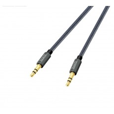 Audio Cable Hoco UPA03 Noble Sound 3.5mm Male to 3.5mm Male 1m Tarnish