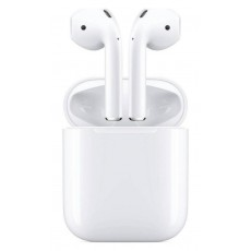 Wireless Bluetooth Apple AirPods (2019) MV7N2 Original with Charging Case